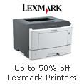Lexmark August Savings