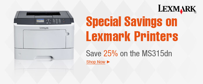 Save 25% on the MS315dn