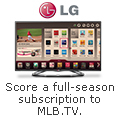 Catch Every Inning. Purchase a qualifying LG Smart TV and score a full-season subscription.