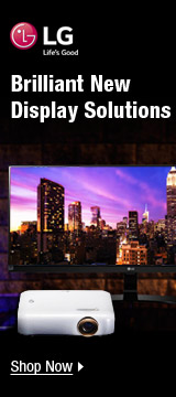 Brilliant New Display Solutions