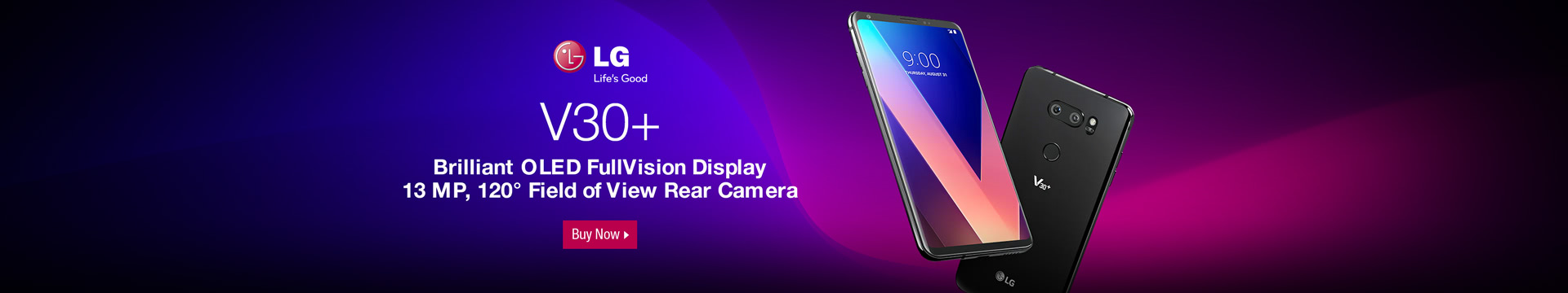 BRILIANT OLED FULLVISION DISPLAY
