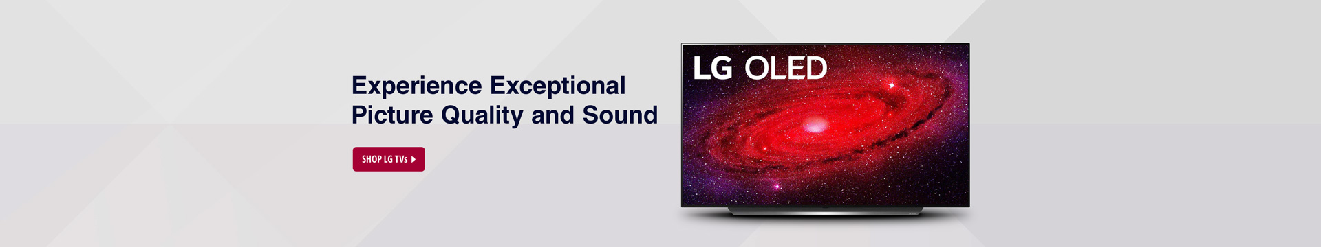 Experience Exceptional Picture Quality and Sound