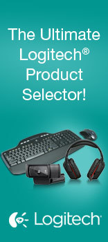 The Ultimate Logitech® Product Selector!