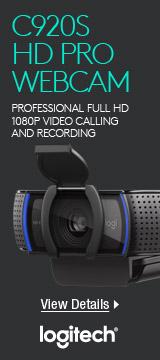 C920S HD Pro Webcam