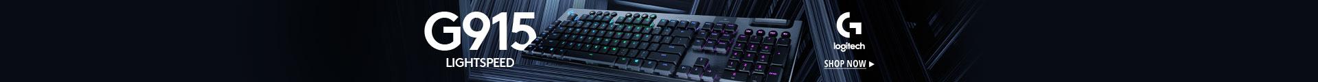 G915 Lightspeed