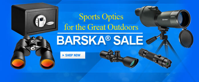 Sports Optics for the Great Outdoors