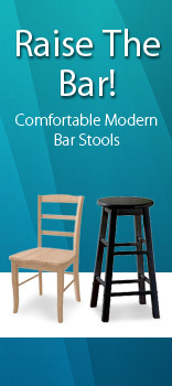 Raise the Bar,comfortable Modern Bar Stools