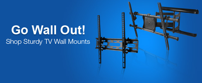 Shop Sturdy TV Wall Mounts