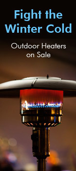 Outdoor Heaters on Sale