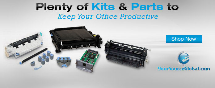 Plenty of Kits and Parts to Keep Your Office Productive