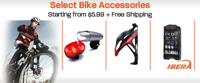Select Bike Accessories
