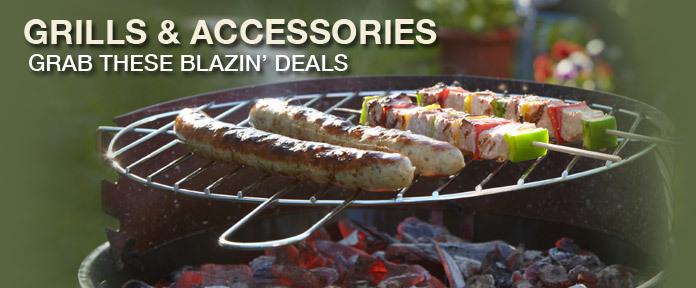 Grills & Accessories