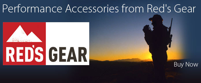 Performance Accessories from Red's Gear