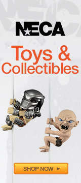 NECA toys & collectibles