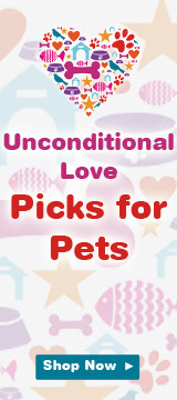 Unconditional Love Picks for Pets