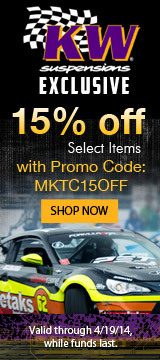 15% off select items with promo code: MKTC15OFF
