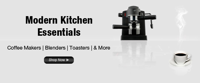 Modern Kitchen Essentials