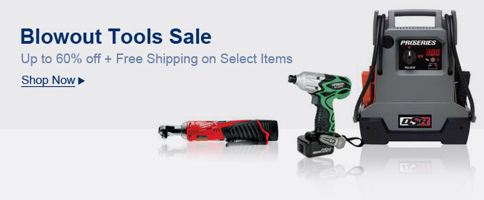 Blowout Tools Sale