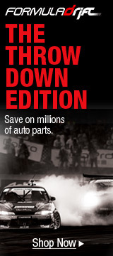 HROWDOWN EDITION: Save on millions of auto parts