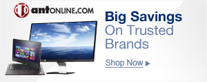 Big Saving on Trusted Brands
