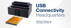 USB Connectivity Headquarters