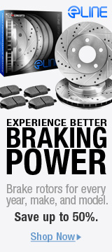 EXPERIENCE BETTER BRAKING POWER