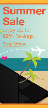 Summer Sale! Enjoy Up to 80% Off Cool Tech
