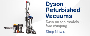 Dyson refurbished vacuum blowout