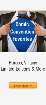 Comic Convention Favorites