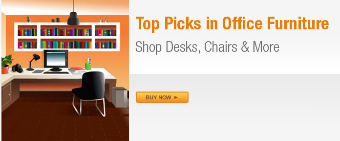 Top picks in office furniture