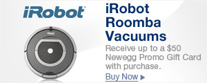iRobot Roomba Vacuums