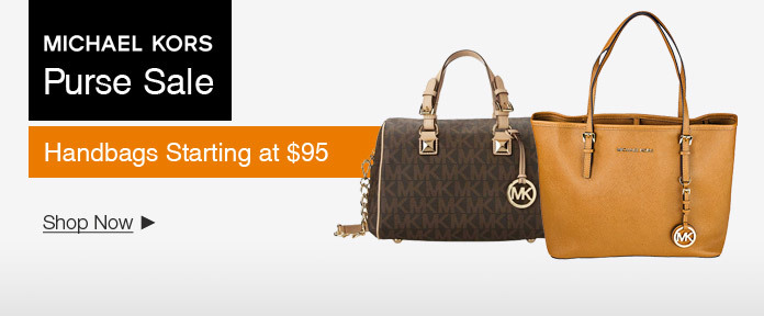 MICHAEL KORS purse sale
