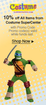 10% off All Items from Costume Supercenter