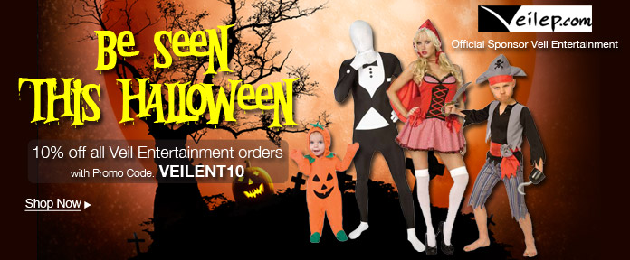 Be Seen This Halloween