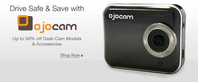 Drive Safe & Save with OjoCam