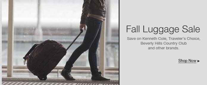 Fall Luggage