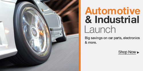Automotive & Industrial Launch