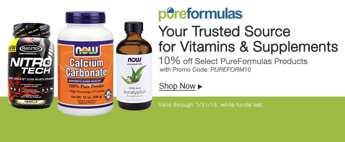 Your Trusted Source for Vitamins & Supplements