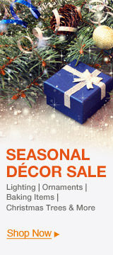 Seasonal Decor Sale
