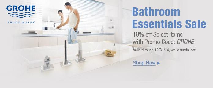 Bathroom Essentials Sale