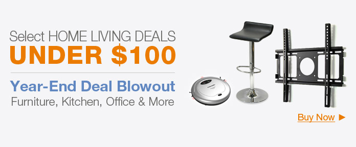 Select HOME LIVING DEALS Under $100