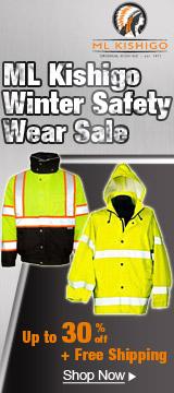 Winter Safety Wear Sale