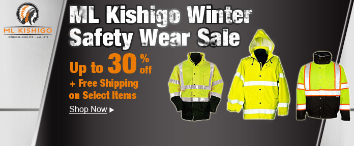 Winter Safety Wear Sale