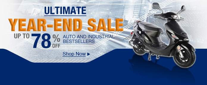 Ultimate Year-End sale