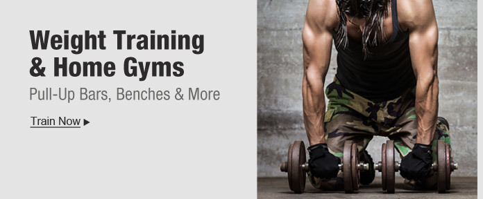 Weight Training & Home Gyms