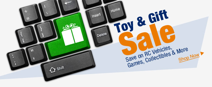 Toy & Gift Sale