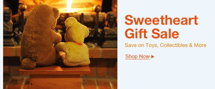 Sweetheart gift sale