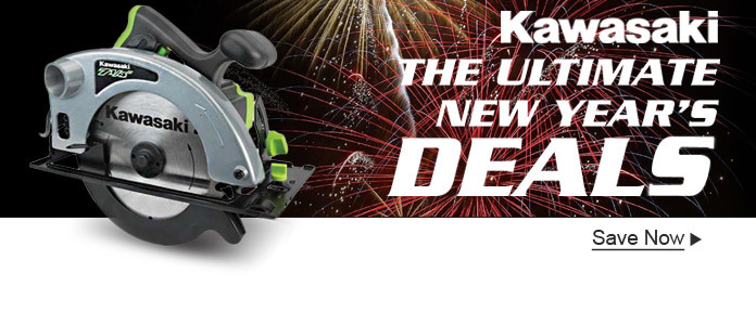 Kawasaki the Ultimate New Year's Deals