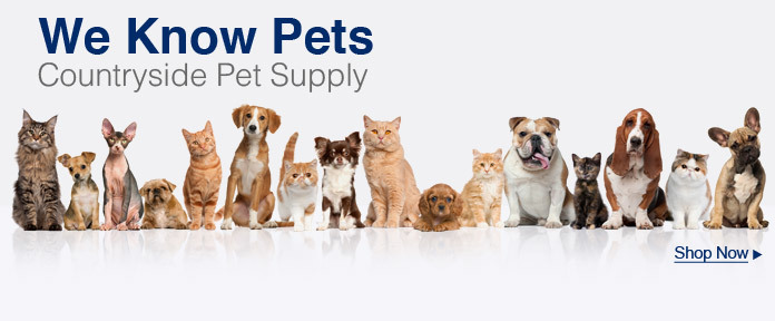 We know pets countryside pet supply