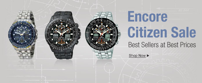 Encore Citizen sale